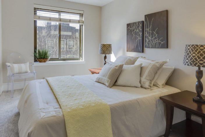 6 pomysłów na metamorfozę w sypialni